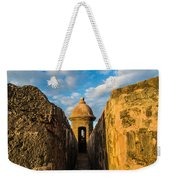 Look Out Weekender Tote Bag