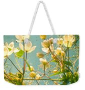 Look Up And You Will See Weekender Tote Bag