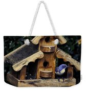 Looking Around Weekender Tote Bag