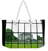 Looking At Portumna Castle Weekender Tote Bag