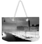 Looking Back At Time Weekender Tote Bag by Bob Orsillo