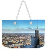 Looking East...the Rand Building Winter 2013 Weekender Tote Bag
