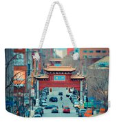 Looking For Chinatown Weekender Tote Bag