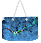 Looking For Lightening Weekender Tote Bag
