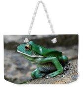 Looking Green Weekender Tote Bag