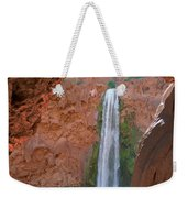 Looking Out From The Cave Weekender Tote Bag