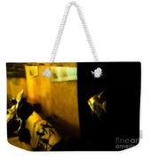 Looking Out Weekender Tote Bag