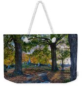 Looking Over The Hill Weekender Tote Bag