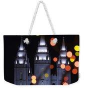 Looking Through Light Weekender Tote Bag