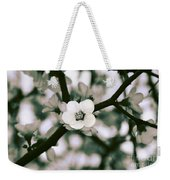 Looking Through The Blossoms 2 By Kaye Menner Weekender Tote Bag