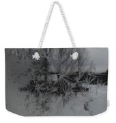 Looking Through The Frost I Weekender Tote Bag