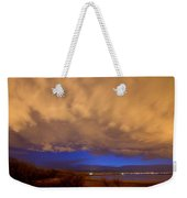 Looking Through The Storm Weekender Tote Bag by James BO  Insogna