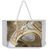 Looking Up In The Louvre Weekender Tote Bag