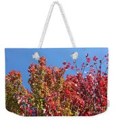 Looking Upward Weekender Tote Bag