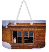 Looks Cold Out There Weekender Tote Bag