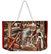 Loom Weekender Tote Bag