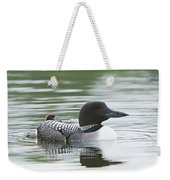 Loon Chick Rise And Shine Weekender Tote Bag