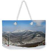 Loon Mountain Ski Resort White Mountains Lincoln Nh Weekender Tote Bag