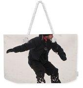 Loon Run 43 Weekender Tote Bag