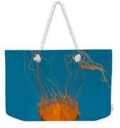 Loop To Loop Orange Nettle Weekender Tote Bag