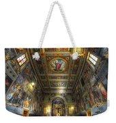 L'oratorio Del Santissimo Crosifisso Weekender Tote Bag