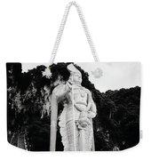 Lord Muruga Weekender Tote Bag