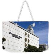 Los Angeles County Law Library Weekender Tote Bag