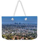 Los Angeles Weekender Tote Bag