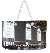 Los Angeles Union Station Original Ticket Lobby Vertical Weekender Tote Bag