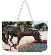 Los Colinas Mustangs 14687 Weekender Tote Bag