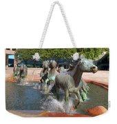Los Colinas Mustangs 14710 Weekender Tote Bag