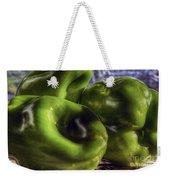 Los Tres Amigos Verdes Weekender Tote Bag