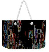 Losing Equilibrium - Abstract Art Weekender Tote Bag