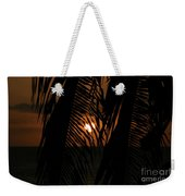 Lost And Found In Sunset Land Weekender Tote Bag