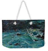 Lost At Sea Weekender Tote Bag