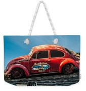 Lost Beetle Weekender Tote Bag