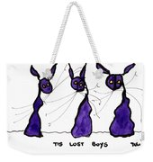 Lost Boys Weekender Tote Bag
