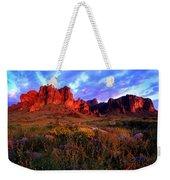 Lost Dutchmans State Park Arizona Weekender Tote Bag