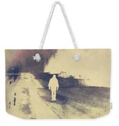 Lost Hitch Hiker Weekender Tote Bag