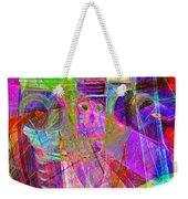 Lost In Abstract Space 20130611 Long Version Weekender Tote Bag