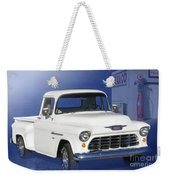 Lost In The 50s Weekender Tote Bag by Betty LaRue