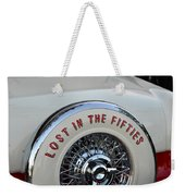 Lost In The Fifties Weekender Tote Bag
