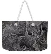 Lost In The Frost Weekender Tote Bag
