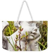 Lost In Thought Weekender Tote Bag