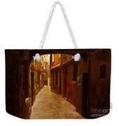 Lost In Venice Weekender Tote Bag