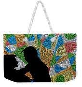 One Kiss Weekender Tote Bag