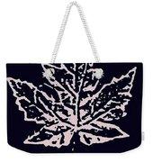 Lost Leaves Weekender Tote Bag
