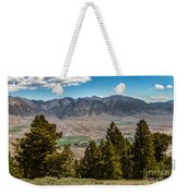 Lost River Mountains Weekender Tote Bag