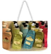 Lotions And Potions Weekender Tote Bag
