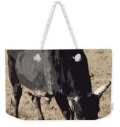 Lotta Bull Weekender Tote Bag